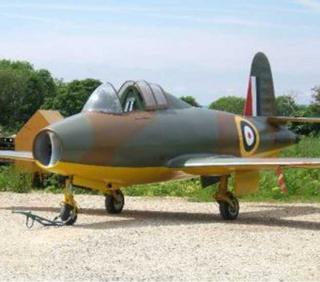 Replica of the Gloster E28