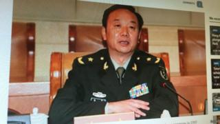China, army, corruption