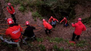 Lomond Mountain Rescue Team