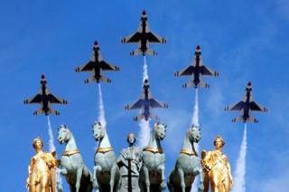 Aviones de la Fuerza Aérea de EE.UU.