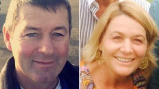 Mark and Jacoba Tromp