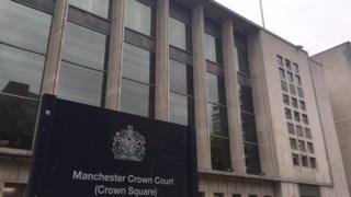 Здание суда в Манчестере