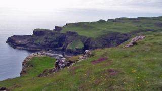 Idrigill Point, Skye
