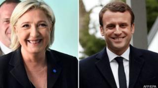 Хтось із них має стати президентом Франції