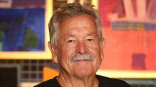 Portrait of Ken Done