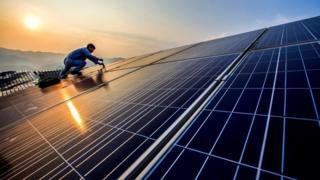 электростанция в Китае