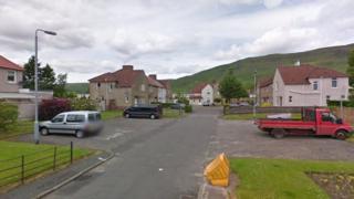 Crofthead Drive, Lennoxtown