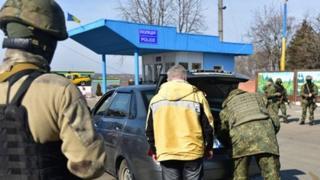 Нацполиция объявила усиленные меры с целью перекрыть перевозки оружия через блокпосты
