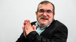 Rodrigo Londoño, alias Timochenko