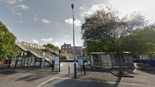 Highbridge and Burnham station