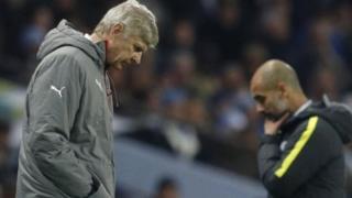 Arsene Wenger da Pep Guardiola