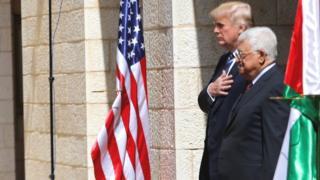 "Трамп надеется на ""плодотворную"" встречу"