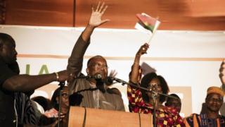 Le président Kaboré a nourri l'espoir que certains dossiers connaîtront un dénouement avant fin 2017.
