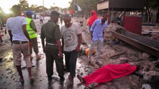 Somalie: 18 morts dans un attentat-suicide Mogadiscio
