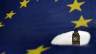 """""""Біг Бен"""" і прапор ЄС"""