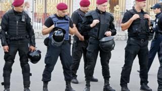 правоохоронці