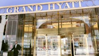 Grand Hyatt, Washington DC