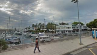 Club de Mar, Majorca