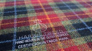 Harris Tweed Orb