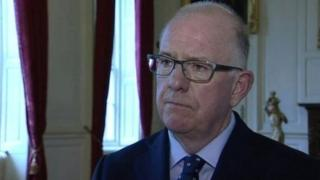 Charlie Flanagan said the funding reflects his department's commitment to supporting peace in Northern Ireland
