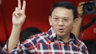 Jakarta Governor Basuki Tjahaja Purnama (11 Feb 2017)