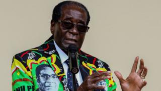 Robert and Grace Mugabe: What next for Zimbabwe?