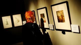 выставка работ Карла Брюллова в Русском музее