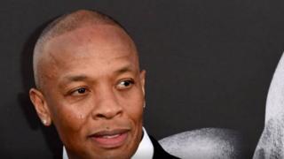 Dr. Dre, 52 ans, de son vrai nom Andre Romelle Young, fut le principal créateur du groupe de gansta rap W.A dans les années 1980.