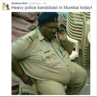 मोटा पुलिसवाला