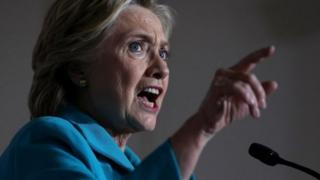 Aba democrates basaba umuco kuri Clinton