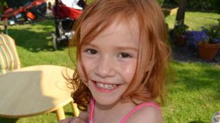 Grace died when she was four years old