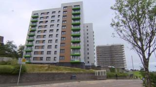 Clyne Court, Sketty, Swansea