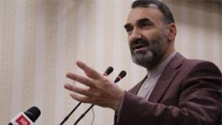 عطامحمد نور وايي، دې لړ کې یې افغانستان کې د ملګرو ملتونو استازولۍ'یوناما' د بشري حقونو خپلواک کمېسیون او د افغانستان مرکزي حکومت ته لیکونه استولي دي.