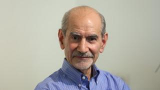 : محمد توسلی ۷۹ ساله سومین دبیرکل نهضت آزادی ایران است