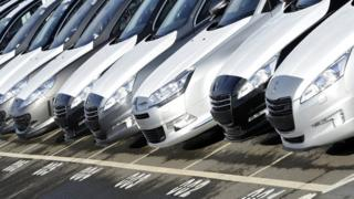 PSA kontserni avtomobillari