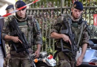 French troops have been repeatedly targeted by attackers in recent months