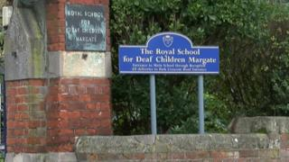 Royal School for Deaf Children