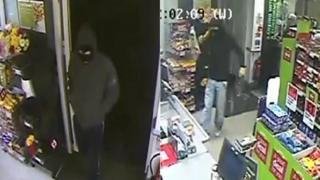 CCTV images of suspects