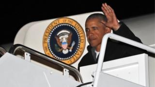 Obama, AS