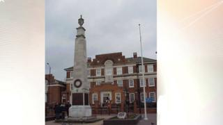 Grays war memorial