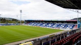 Inverness Caledonian Thistle's stadium