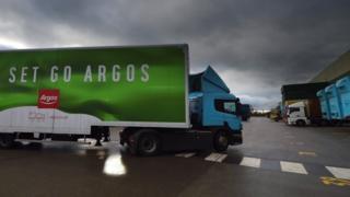 Argos truck
