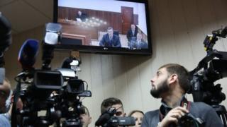 Виктор Янукович в Ростове-на-Дону ждал допроса