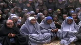 276 schoolgirls were taken from a school in Chibok, Nigeria in 2014