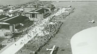 The 1937 Empire Air Day in Duxford