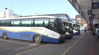 Buses in Belfast