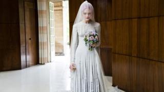 白色結婚禮服的前世今生