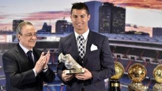 Perez và Ronaldo