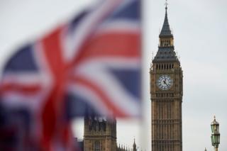Union Jack y Big Ben