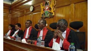 five of di supreme court judgest